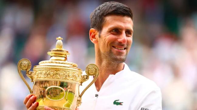Djokovic-Trophy