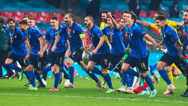Italy-Victory